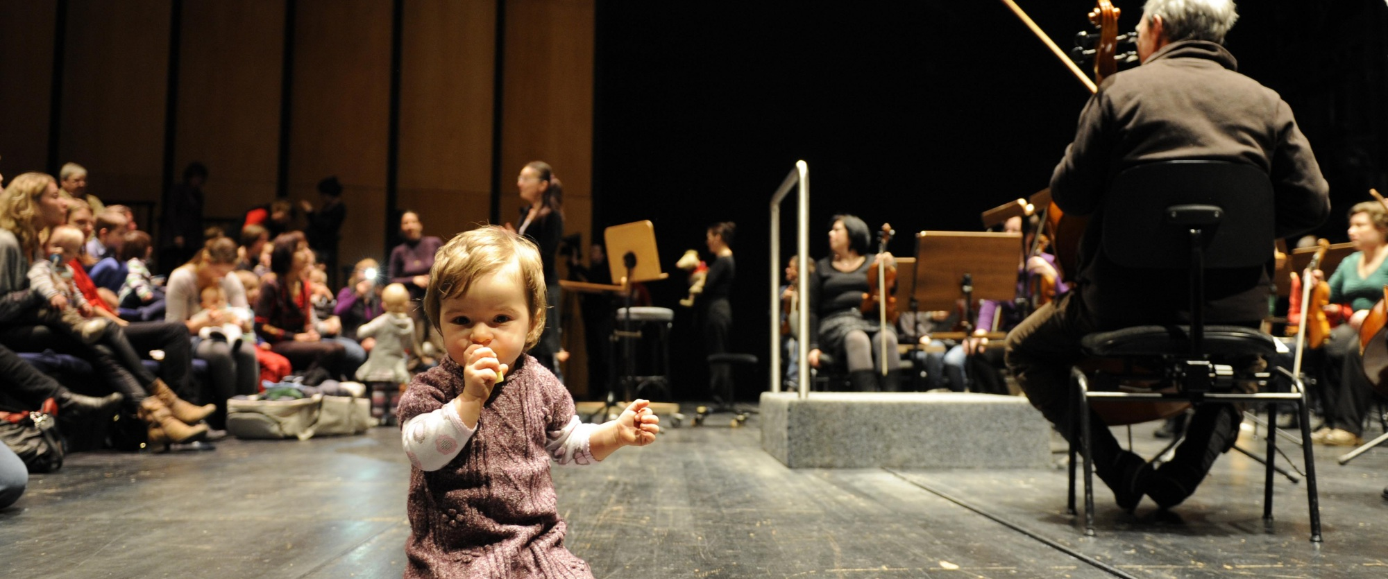 Concerts for youngsters