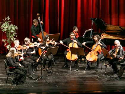 New Years Concert of the Salon Orchestra